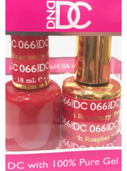 DC Gel Polish FRENCH RASPBERRY - 066