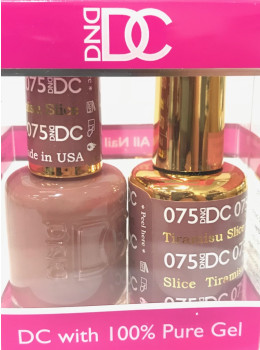 DC Gel Polish TIRAMISU SLICE - 075