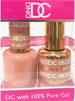 DC Gel Polish SHELL PINK - 082