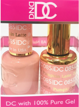 DC Gel Polish PUMPKIN LATTE - 085