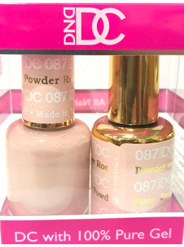DC Gel Polish ROSE POWDER - 087