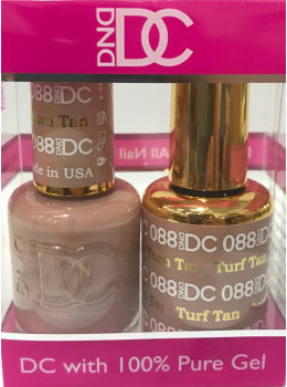 DC Gel Polish TURF TAN - 088