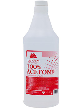 100% Acetone - 32 oz