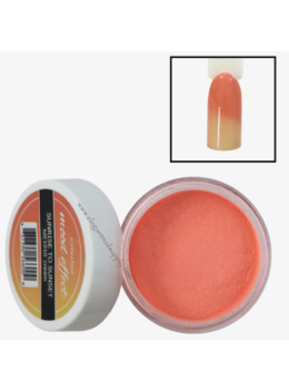 Glam and Glits Mood Effect Acrylic Powder SUNRISE TO SUNSET