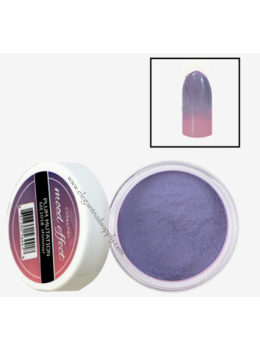 Glam and Glits Mood Effect Acrylic Powder PLUM MUTATION