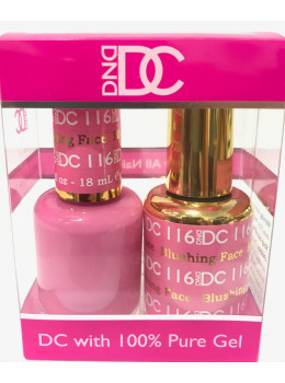 DC Gel Polish BLUSHING FACE - 116