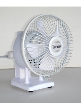 White Mini Fan