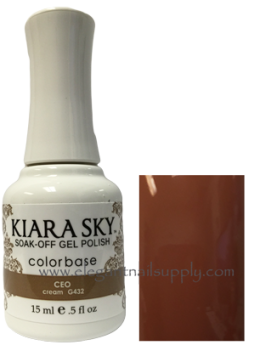 Kiara Sky Gel Polish CEO - G432