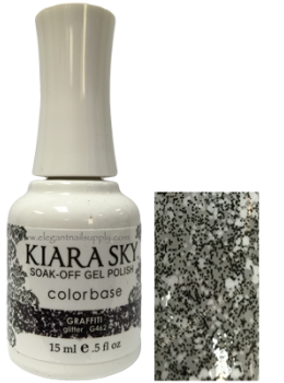 Kiara Sky Gel Polish GRAFFITI
