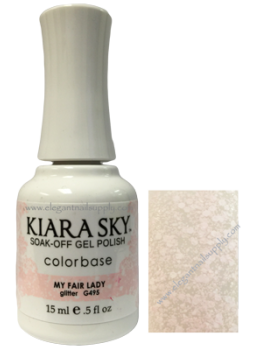Kiara Sky Gel Polish MY FAIR LADY