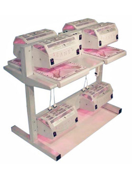 Lanel Nail Dryer Station 4 x 2