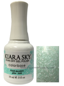 Kiara Sky Gel Polish YOUR MAJESTY