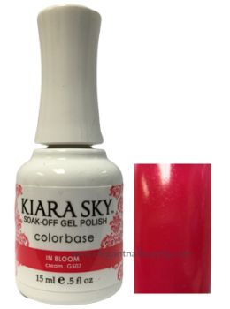Kiara Sky Gel Polish IN BLOOM