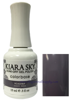 Kiara Sky Gel Polish ROADTRIP