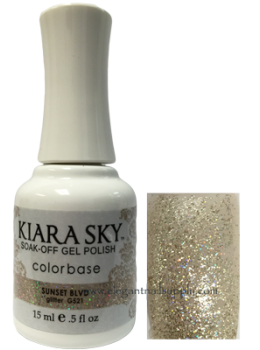 Kiara Sky Gel Polish SUNSET BLVD
