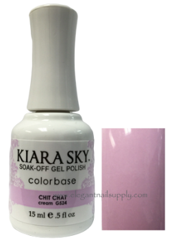 Kiara Sky Gel Polish CHIT CHAT
