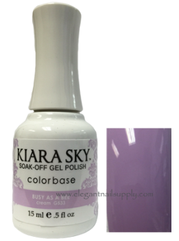 Kiara Sky Gel Polish BUSY AS A BEE