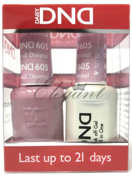 DND Gel Polish DOVETAIL 605