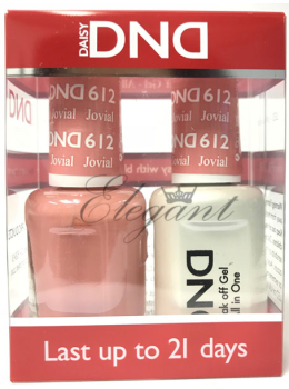 DND Gel Polish JOVIAL 612