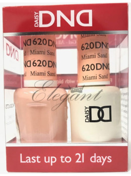 DND Gel Polish MIAMI SAND 620