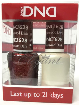 DND Gel Polish DARK ROSEWOOD 628