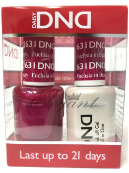 DND Gel Polish FUCHSIA IN BEAUTY 631