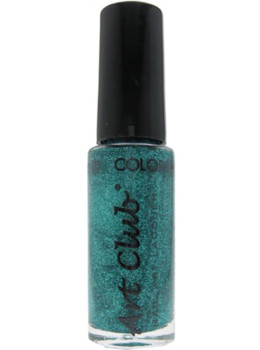Color Club Nail Art Stripers Polish Turquoise