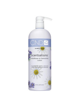 CND Scentsations Wildflower & Chamomile Lotion