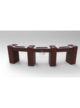 Classic Eclipse Nail Table