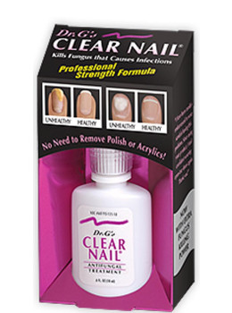 Dr. G's Clear Nail Fungus Treatment