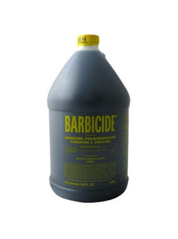 Barbicide disinfection