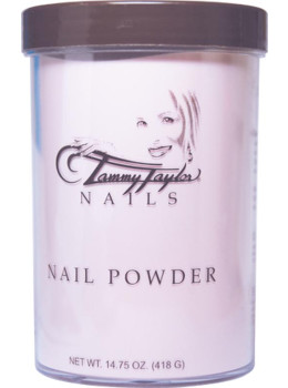Tammy Taylor Acrylic Powder Clear Pink