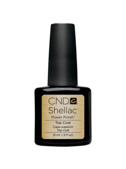 CND Shellac Top Coat 0.5 oz