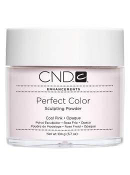 CND Perfect Color Sculpting Powder Cool Pink