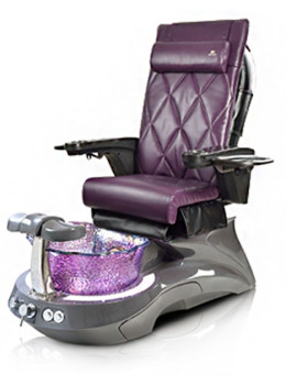 CORLITA PEDICURE SPA WITH ANS 16 MASSAGE CHAIR - AMETHYST