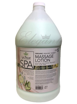 La Palm -  Cucumber Healing Therapy Massage Lotion