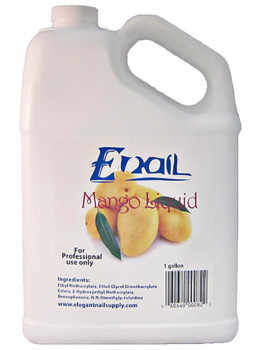E-Nail Mango Liquid ( LOW SMELL )