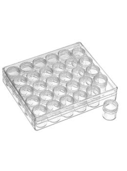 7 mL Jar Set in a Storage Container / 30PCS