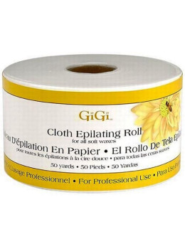 GiGi - Cloth Epilating Roll ( 50 Yard x 3 inch # 0525)