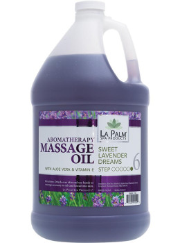 La Palm - Massage Oil Sweet Lavender Dreams