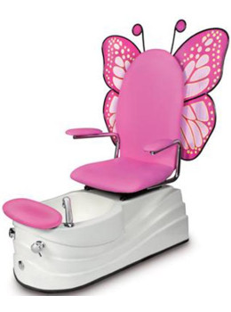 Kid Pedicure Chair - Mariposa 4