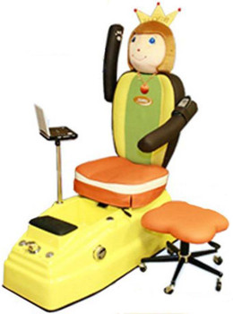 Kid Pedicure Chair - Mini Spa Car Model