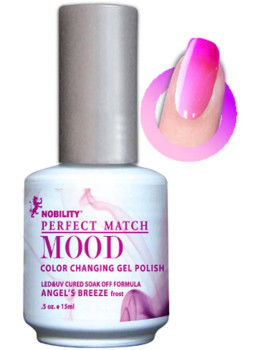 LeChat Mood Changing Gel Color - Angel's Breeze MPMG04