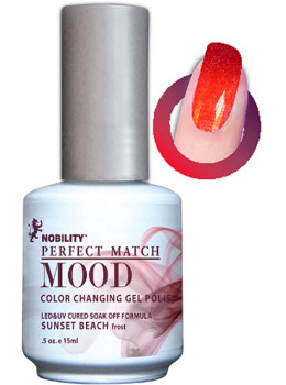 LeChat Mood Changing Gel Color - Sunset Beach MPMG08