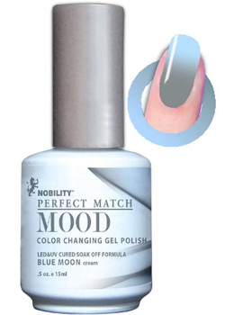 LeChat Mood Changing Gel Color - Blue Moon MPMG12