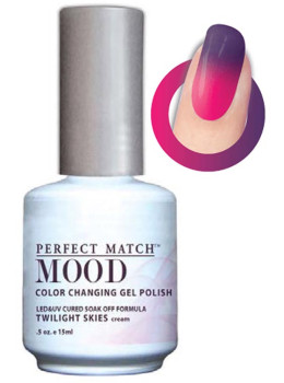 LeChat Mood Changing Gel Color - Twilight Skies MPMG24