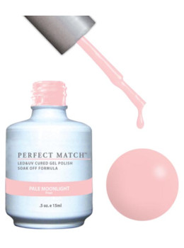 LeChat Perfect Match Gel Polish DUO SETS - Pale Moonlight PMS103