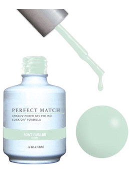 LeChat Perfect Match Gel Polish DUO SETS - Mint Jubilee  PMS116