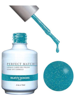 LeChat Perfect Match Gel Polish DUO SETS - Majestic Wonders PMS121