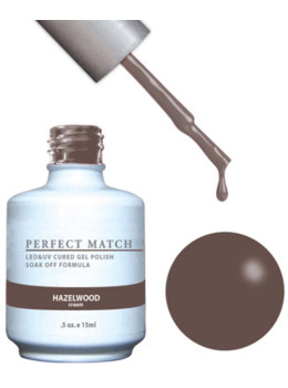 LeChat Perfect Match Gel Polish DUO SETS - Hazelwood PMS129